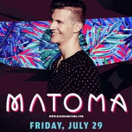 Matoma at Royale | 7.29.16 | 10:00 PM | 21+