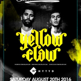 Yellow Claw Boat Cruise & After Party | 8.20.16