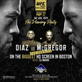 UFC 202 Viewing Party at the Greatest Bar