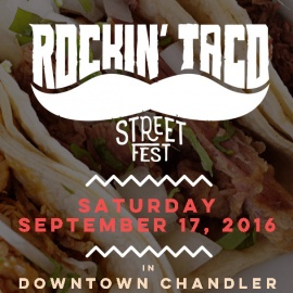 5th Annual Rockin' Taco Street Fest