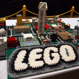 Brickworld Tampa 2016 – LEGO® Exposition