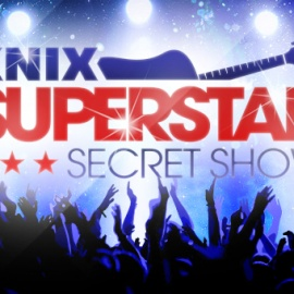 KNIX Superstar Secret Show