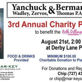 3rd Annual Charity Poker Tournament