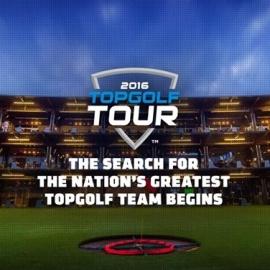 Inaugural Topgolf Tour Competiton