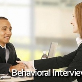 Webinar On Behavioral Interviewing Maximizing The Return On Interviews
