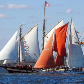 27th Annual Great Chesapeake Bay Schooner Race