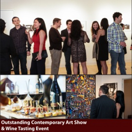 Private Art Showing of Novus Conceptum Contemporary Fine Art & Photography