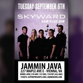 Skyward Album Release Show @ Jammin' Java