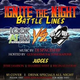 IGNITE THE NIGHT: Battle Lines 2