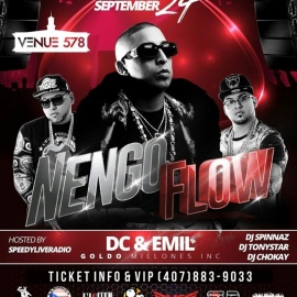 Nengo Flow | Venue 578