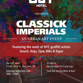 Classick Imperials: An Urban Art Event