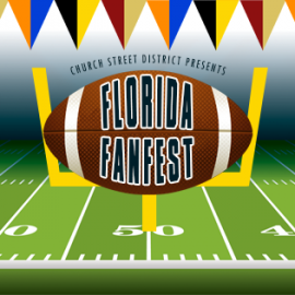 Florida Fanfest On Church Street | Church Street District