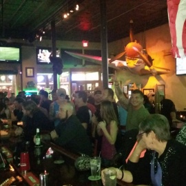 Marine Corps 241'st Ybor City Birthday Pub Crawl