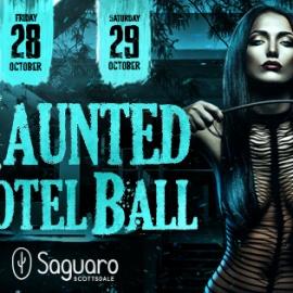 Haunted Hotel Ball