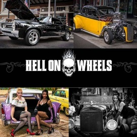 FANTASMA FEST: HALLOWEEN CLASSIC CAR AND VINTAGE MOTORCYCLE SHOW