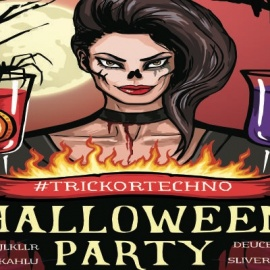 2016 HALLOWEEN PARTY - TRICK OR TECHNO