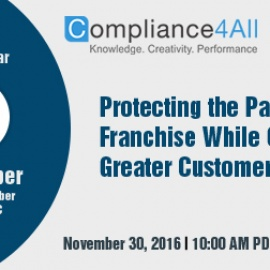 Training by Compliance4all on Protecting the Payments Franchise