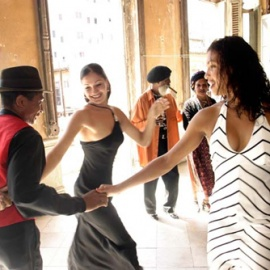 8pm Latin Dance Party and Salsa Classes!