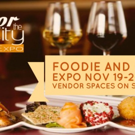 Savor the City Foodie and Gifts Expo