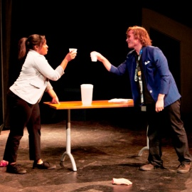 USF Presents: Emerging Playwrights Staged Readings
