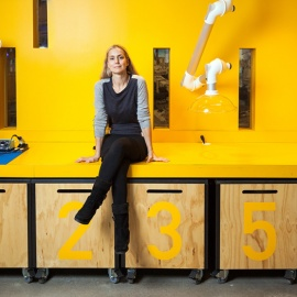 USF Presents: Architecture Lecture- Elizabeth Whittaker of Merge Architects, Boston