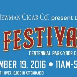 Ybor City Cigar Festival 2016
