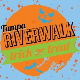 Trick or Treat - Tampa Riverwalk 2016