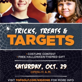 Tricks, Treats, & Targets