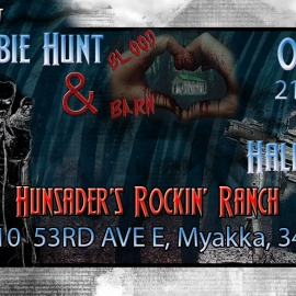 Haunted Zombie Hunt