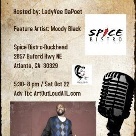 The Unleashed Open Mic at Spice Bistro