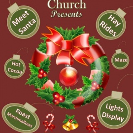 Christmas in the Country - Lights Display, Hay Ride & Festival - Presented by River of Life Church