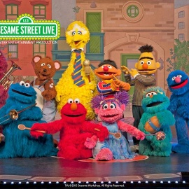 Sesame Street LIVE: Elmo Makes Music | CFE Arena
