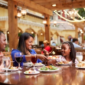 Thanksgiving Day Dinner   Gaylord Palms