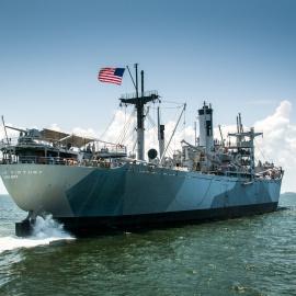 Pearl Harbor Anniversary Honor Cruise Aboard American Victory Ship