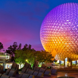 New Year's Eve Dinner Buffet at Epcot World ShowPlace Pavilion
