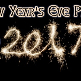 New Year's Eve Party 2017 at The Blind Goat