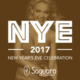 NYE 2017: New Year's Eve Celebration