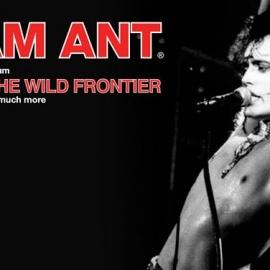 Adam Ant at Majestic Theatre
