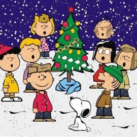 A Charlie Brown Christmas presented by David Ellington