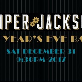 New Year's Eve Ball! With the Bumper Jacksons