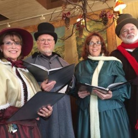 Deck the Halls: A Holiday Lunch Event