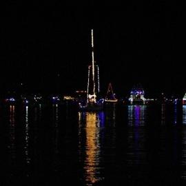 Sarasota Boat Parade of Lights