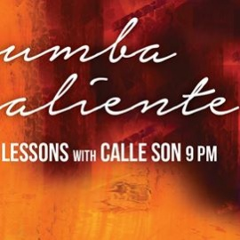 Salsa Night with Leticia Rodriguez Garza