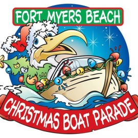 28 Annual Fort Myers Beach Christmas Boat Parade