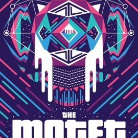 The Motet at Variety Playhouse NYE with Roosevelt Collier!