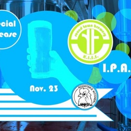 IPA Release Party