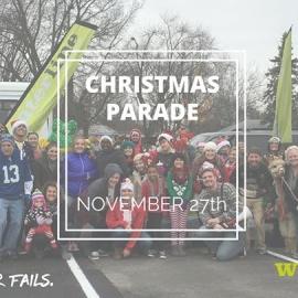 WTLN Christmas Parade