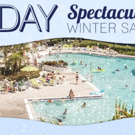 3 Day Spectacular Winter Sale