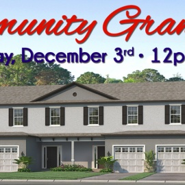 Baytown Square Community Grand Opening