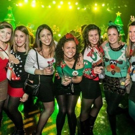 It's About To Get Ugly : An Ugly Sweater Christmas Party